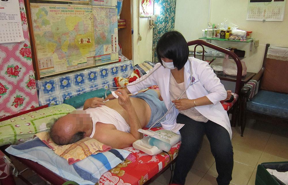 Dịch vụ khám bệnh tại nhà