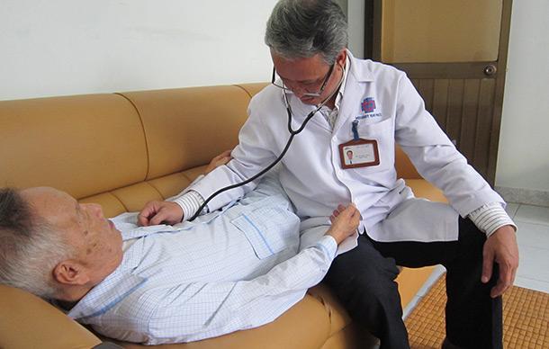 Cao huyết áp và Bác Sĩ Gia Đình